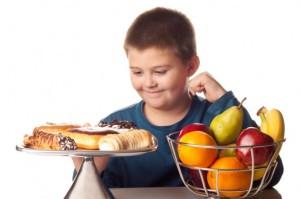 obesidade de mãe para filho.