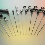Instrumentos de minilaaroscopia
